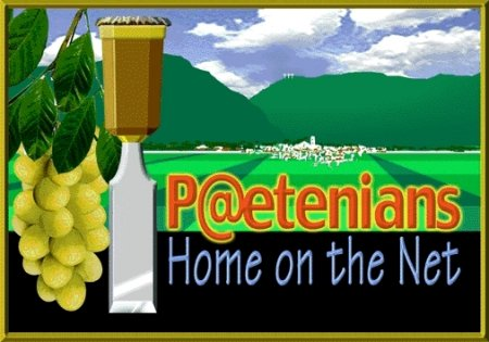 PAETENIANS HOME ON THE NET Artwork courtesy of Gil Balandra